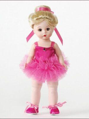 Pirouette in Pink, Blonde
