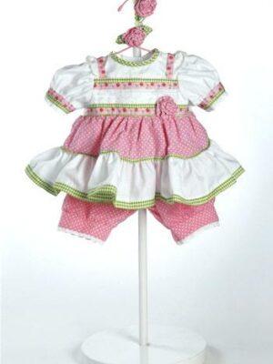 Polka Dot Rose Outfit