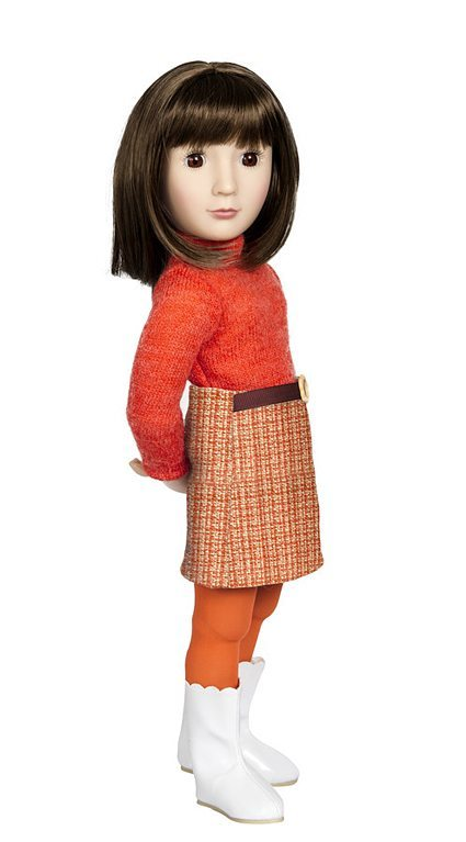 Sam's New York Cape & Skirt, Outfit Only