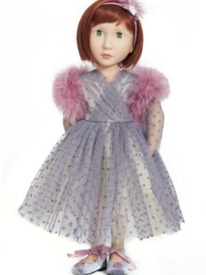 Clementine's Party Dress & Petticoat