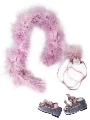 Clementine's Party Dress Accessory Pack