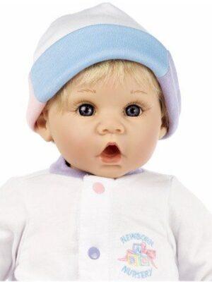 Little Sweetheart - Blonde/Blue