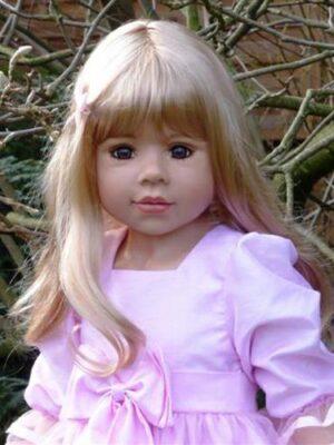 Amber, Blonde