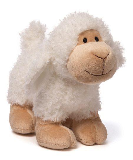 Wooly Lamb White