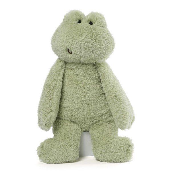 Huggins Frog by Gund