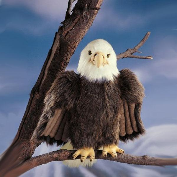 morning glory eagle by gund