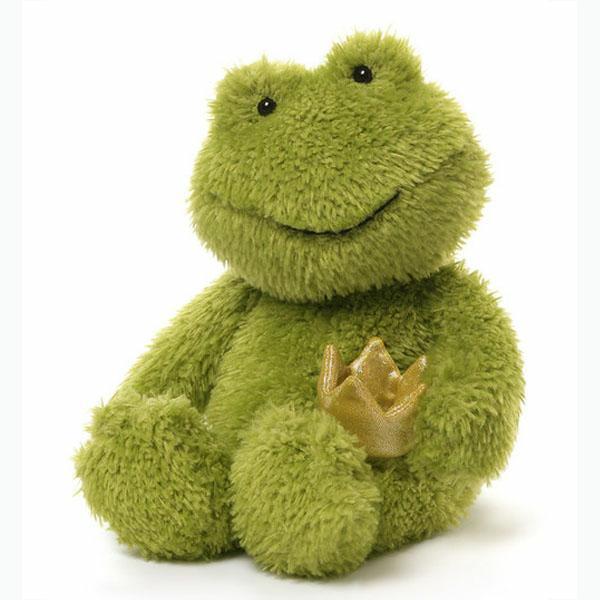 Princleton Frog by Gund
