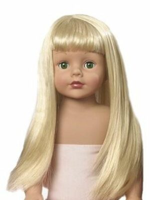 Doll Wig, Blonde