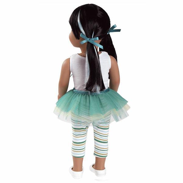 """Jasmine, 18"""" Fashion Play Doll by Adora"""