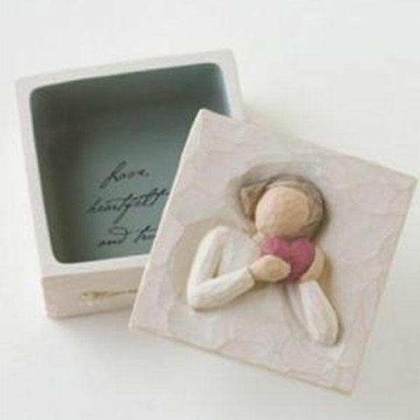 From the Heart Keepsaid Box