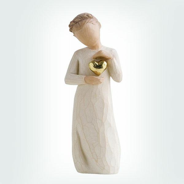 keepsake figurine by willow tree