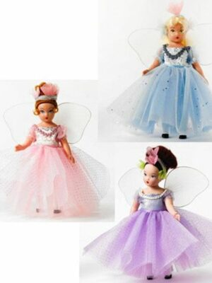 Sleeping Beauty Fairies Set