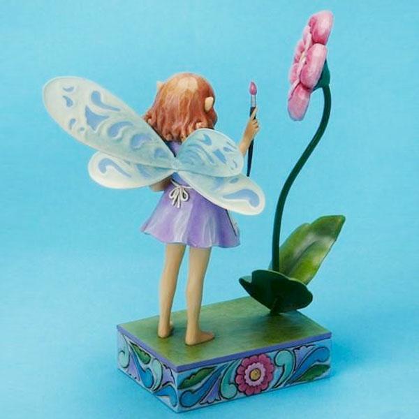 Artist fairy by Jim Shore