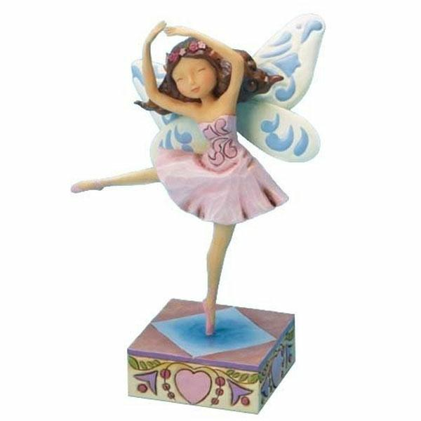 Dancing Fairy Figurine
