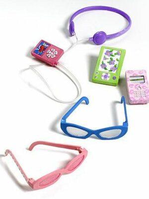 Techno Girl Accessory Pack