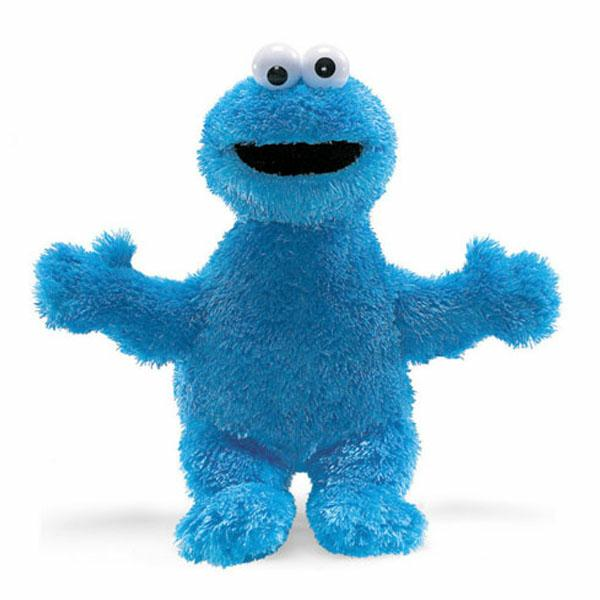 """Cookie Monster - 12"""" Plush"""