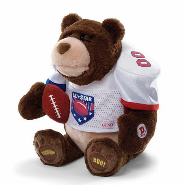 Gridiron Bear