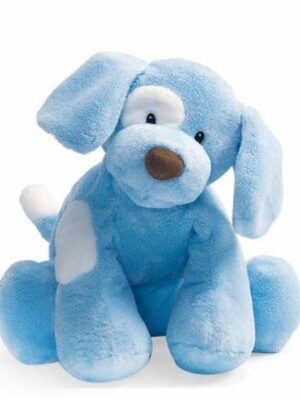 Spunky Dog, Blue