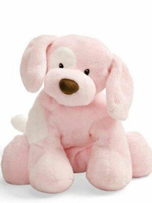 Spunky Dog, Pink