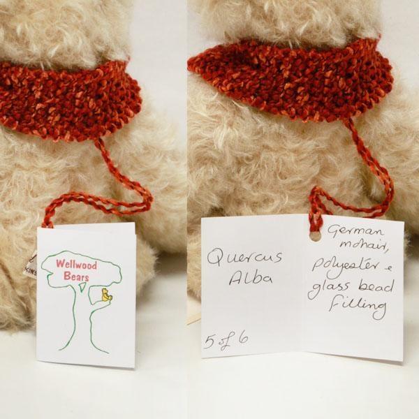 Quercus Alba by Wellwood Bears