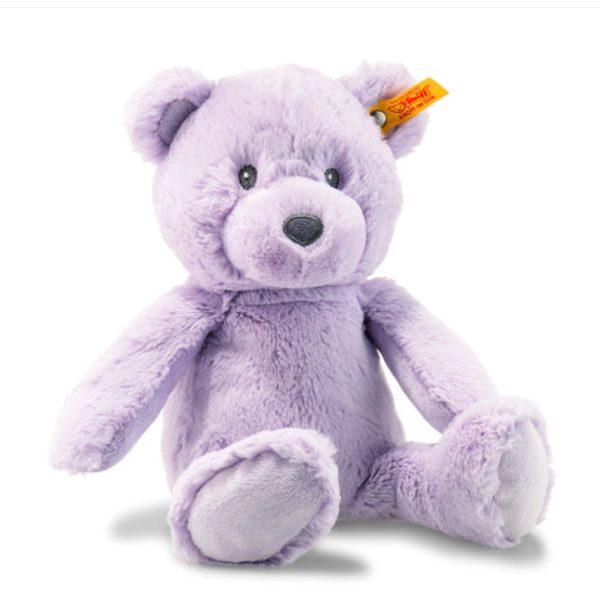 Bearzy Teddy Bear, Purple