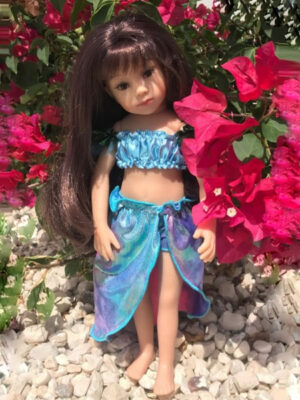 Poppy, Little Mermaid