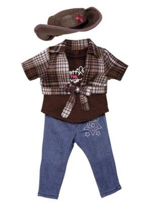 American Pretty Little Cowgirl Fashion