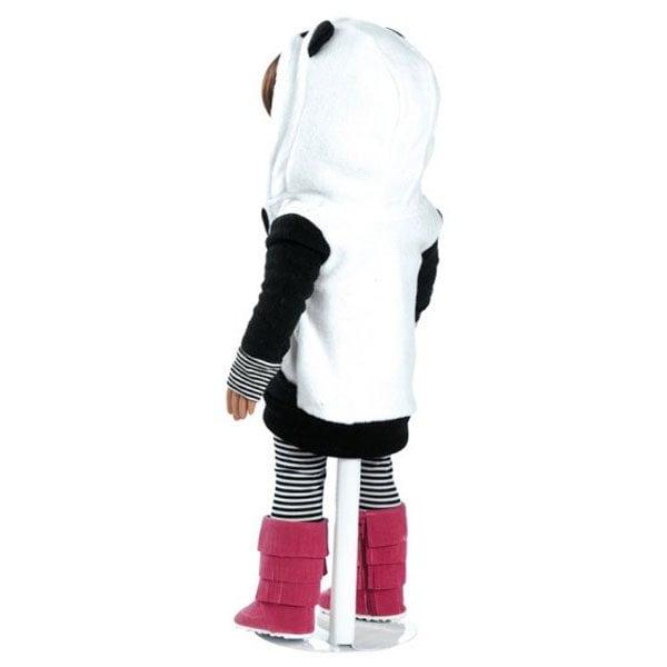 Kayla's Panda Outfit