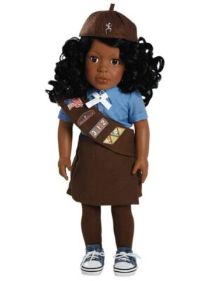 Madison, Brownie Girl Scout