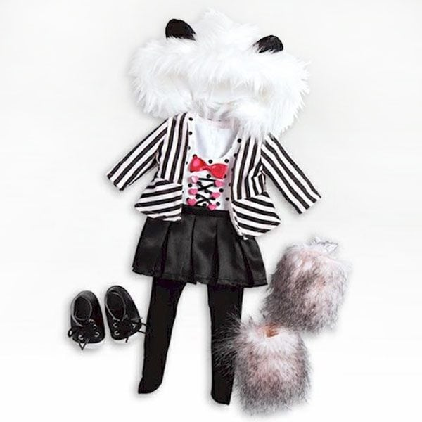 Panda - Outfit Only