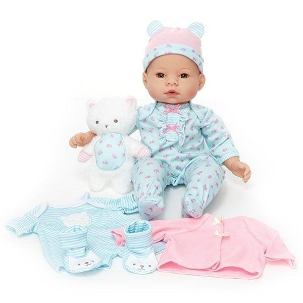 Essentials Baby Caucasian Blue