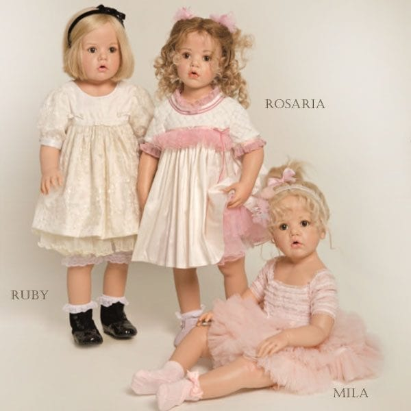 Ruby, Resin Doll