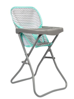 Zig Zag High Chair