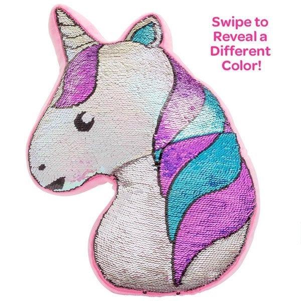 Flip-Out! Sequin Plush Play Unicorn