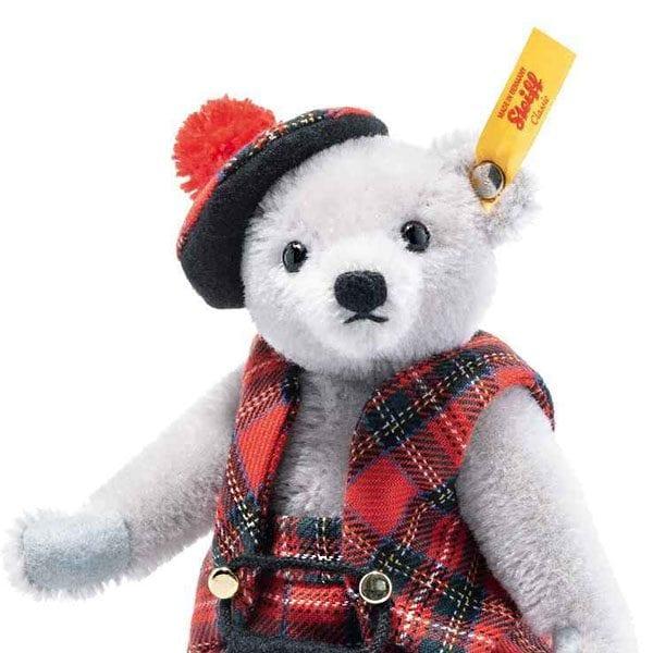 Great Escapes Edinburgh Teddy Bear