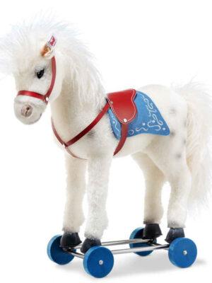 Olivia Horse on Wheels