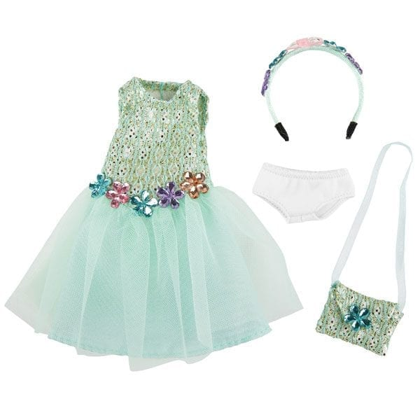 Vera Birthday Party Outfit