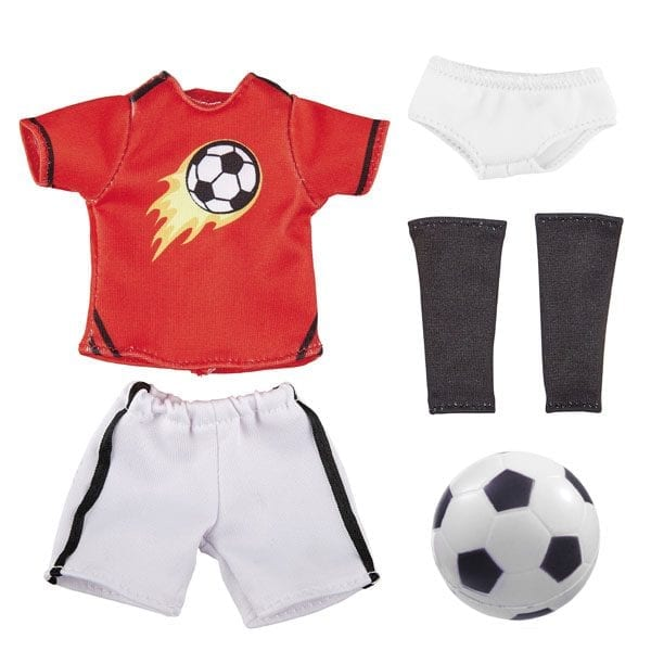 Michael Soccer Ace Outfit