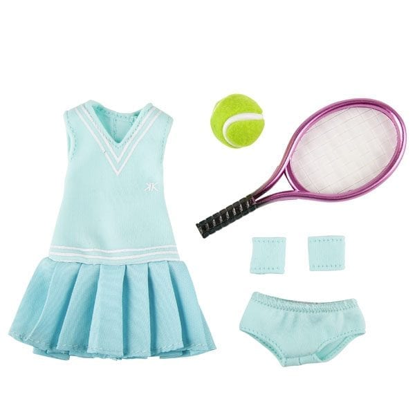 Luna Tennis Practice Outfit
