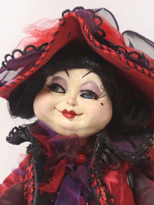 Red Hat Ladybug Doll