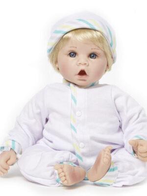 Little Sweetheart Light Skin Tone Blue Eyes/Blonde Hair
