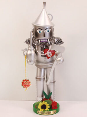 Tin Man Nutcracker