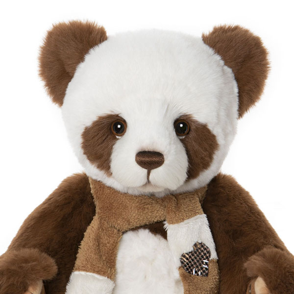 Albie - Charlie Bears Plush Collection