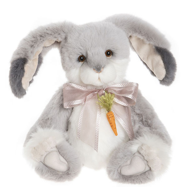 Cabbage Rose - Charlie Bears Plush Collection