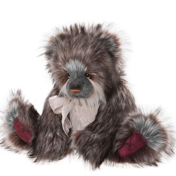 Christian - Charlie Bears Plush Collection