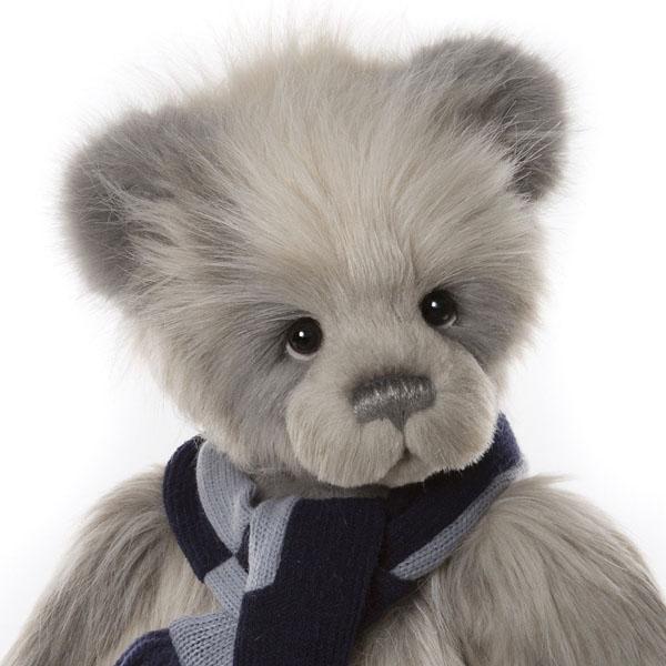 Clark - Charlie Bears Plush Collection