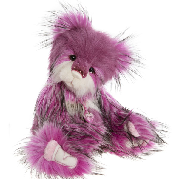 Cotton Candy - Charlie Bears Plush Collection