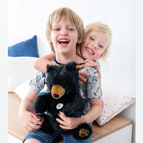 Josey Grizzly Bear with Story Book - 140th Anniversary