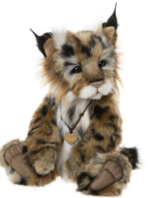 Mischief Maker - Charlie Bears Plush Collection