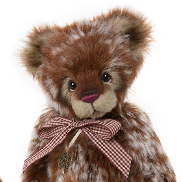 Strudel - Charlie Bears Plush Collection